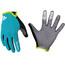 bluegrass Magnete Lite Handschuhe cyan/white